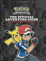 Oficial Adventure Guide: Ash's Búsqueda de Kanto a Kalos ( Pokemon
