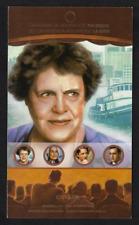 Canada Booklet — Canadians in Hollywood — Marie Dressler Cover #2280 (BK381)