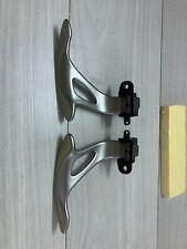 JDM Automatic Paddle Shifters Shifter White Nissan 370z Infinity G35 G37