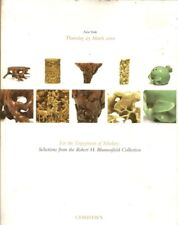 CHRISTIES Chinese Scholar Carving Ivory Blumenfield Collection Catalog 2010