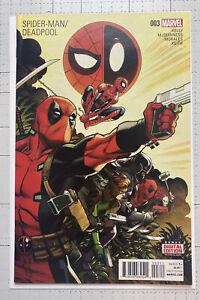 Spider-Man/Deadpool #3 2016 Marvel (High Grade)