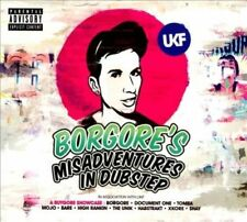 Borgore's Misadventures in Dubstep - Borgore [New & Sealed] CD