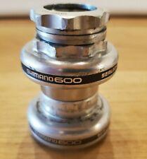 "Shimano 600 HP-6207 1"" Threaded Headset English 26.4 Starfish Nut G2"