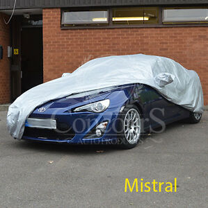 Toyota GT86 Breathable Car Cover for all models from 2012 to present