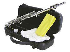 Dimavery Pc-10 C Piccoloflöte versilbert C-stimmung flute Piccolo Flöte