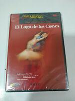 El Lago de los Cisnes Tchaikovsky Oliver Matz - DVD Region All - 2T