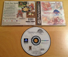 LEGEND OF MANA NTSC USA VERSION for SONY PLAYSTATION 1 PS1 RARE COMPLETE IN VGC