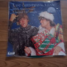 "Wham! - Last Christmas 12"" record NEW George Michael RSD 2014 colored vinyl"