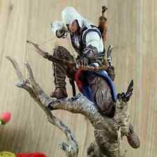 Anime Ubisoft Assassin's Creed III 3 Connor The Hunter PVC Figure Statue No Box