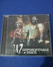 U2-UNFORGETTABLE DUETS,CD ,LIVE,ROCK,Rare