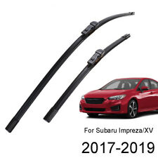 "Xukey Front Windshield Wiper Blades For Subaru Impreza XV GK GT 17-19  26""16"""