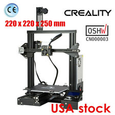 DC24V 15A Creality Ender3 3D Printer Magnetic Hot Bed Sticker 220x220x250mm OSHW