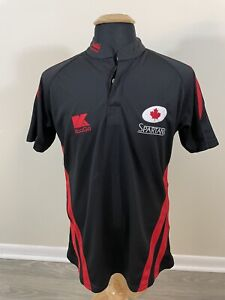 Official Kooga Canada Spartans Rugby Jersey Men's Small