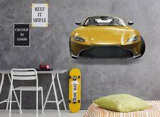 3D Maserati I116 Car Wallpaper Mural Poster Transport Wall Stickers Angelia