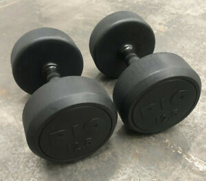 12.5 kg Dumbbells Pair Set..Home Gym....Commercial Grade...IN STOCK
