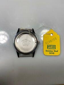 Military Style Hamilton Wrist Watch Case