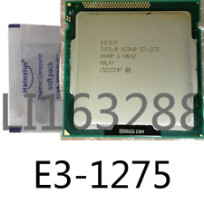 Intel Xeon E3-1275 Computer Processors for sale | eBay