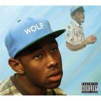 THE CREATOR TYLER - WOLF  CD  HIP HOP / RAP  NEW!