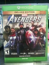 Marvel's Avengers Deluxe Edition (Xbox One) - Brand New