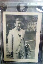 1938 African Tobacco World Sport F.J. Fred Perry Wimbledon Tennis Champion PSA 5