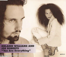 MELANIE WILLIAMS & JOE ROBERTS - You Are Everything (UK 4 Tk CD Single Pt 1)