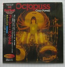 COZY POWELL - Octopuss REMASTERED JAPAN MINI LP CD OBI NEU! POCP-9169 SEALED!