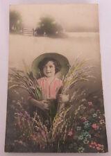 Cartolina d'epoca  -  Bambino - postcard - cpa -