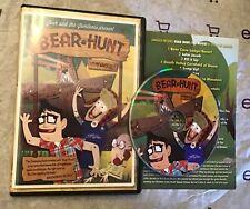 Bear Hunt - The Movie (DVD) + Insert! Josh and the Jamtones