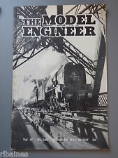R&L Mag: Model Engineer - Vol 97 - No.2426 - 20 November 1947