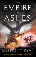 The Empire of Ashes 'Book Three of Draconis Memoria Ryan, Anthony