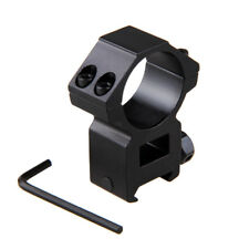 Hunting High Profile 30mm Ring 21mm Dovetail Rail Scope Mount For Riflescope BDY