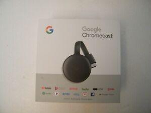 Google GA00439-US 1080p Chromecast - Black