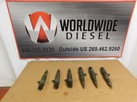 "Detroit DD15 ""901"" Injectors, Part # 4720700887 Set of 6"