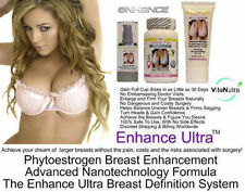 Enhance Woman Breast Enlargement Cream & Pills Quick Enhancement Bust Actives