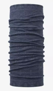 Buff   Merino Lightweight Neckwear    Edgy Denim   Unisex   One Size