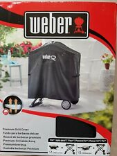 Weber 7120 Bbq Cover Premium Grill Cover Fits 1000 & 2000 Series