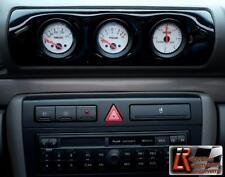 Audi A4 S4 RS4 B5 Halter für Zusatzinstrumente Instrumentenhalter klavierlack