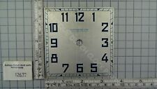 FAVRE-BULLE ART DECO SQUARE DIAL FOR ELECTRIC PULSE CLOCK 2
