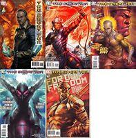 The Great Ten #1-5 (2010 ) DC Comics - 5 Comics