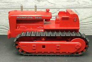 Vintage Product Miniature TD-24 IH International Diesel Crawler Made In USA