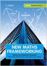 New Maths Frameworking 27. Year 8 (Bk. 3) by Evans, Kevin