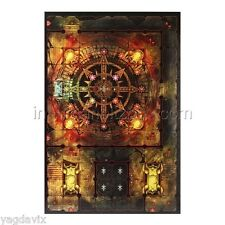 SAS34 TEMPLE OF SHADES BOARD ASSASSINORUM WARHAMMER 40,000 BITZ W40K