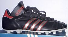 Chaussures de foot VINTAGE ADIDAS BRASIL TAILLE 41 1/3 uk 7.5 us 7.5 NEUVES
