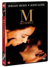 M. BUTTERFLY / David Cronenberg, Jeremy Irons (1993) - DVD new