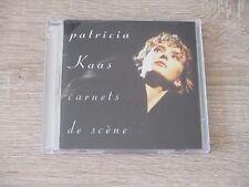 Patricia Kaas   Carnets De Scene     Live    2 CD