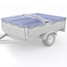 Supporto per rimorchio barche alluminio staffa chiglia rulli rimorchio piatto