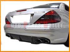 2003-2008 M-BENZ R230 SL55 AMG Carbon Fiber Replacement Rear Bumper Diffuser Lip