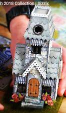 Sizzix Thinlits Village Fixer Upper #662699 7pk set MSRP $12.99 design Tim Holtz
