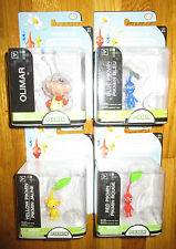 "World of Nintendo Series 1-3 1-4 2.5"" OLIMAR BLUE PIKMIN RED PIKMIN YELLOW SET"