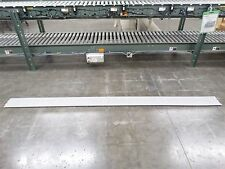 Habasit 821-K750 Plastic Table Top Conveyor Chain Length: 9'11 Width: 8""